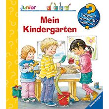 Buch - WWW junior Mein Kindergarten