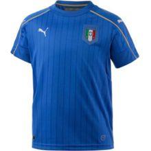 PUMA Fanshirt 'Italien EM 2016 Heim' blau