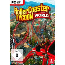 RollerCoaster Tycoon World PC, Software Pyramide