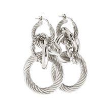 Ohrringe aus Sterlingsilber