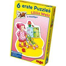 6 erste Puzzles - Lillis Welt