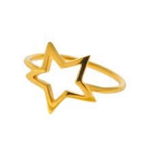 Leaf Ring ONE STAR
