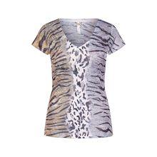 Key Largo Shirt MADAGASCAR T-Shirts mehrfarbig Damen