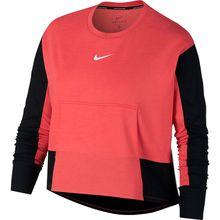 Nike Performance Laufshirt Top Pacer Funktionsshirts rot Damen