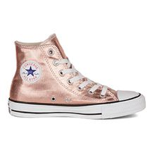 Converse Metallic Chucks Women CT As Hi 154034C Rosegold, Schuhgröße:37