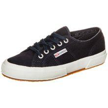 SUPERGA '2750 Jcot Classic' Sneaker dunkelblau / weiß
