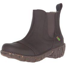 El Naturalista S.A N158 Soft Grain Yggdrasil, Damen Kurzschaft Stiefel, Braun (Brown), 40 EU