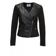 Vero Moda Damen Übergangsjacke VM19165 Black L