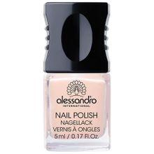 Alessandro Nagellacke Baby Pink Nagellack 5.0 ml