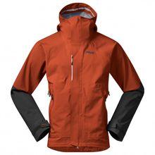Bergans - Rabot 365 3L Jacket - Regenjacke Gr L;M;S;XL;XXL rot/schwarz;grau/schwarz