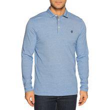Marc O'Polo Poloshirt in blau für Herren