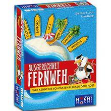 Ausgerechnet Fernweh (Kartenspiel)