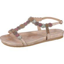 Alma en Pena Klassische Sandalen rosa Damen