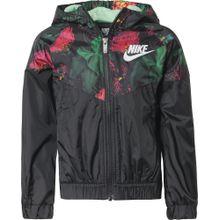 Nike Sportswear Übergangsjacke mischfarben / schwarz