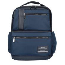 SAMSONITE Openroad Business Rucksack Leder 44 cm Laptopfach blau
