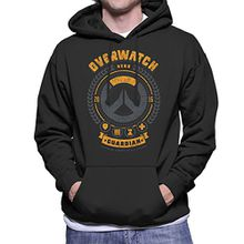 Overwatch Guardian Hero Men's Hooded Sweatshirt