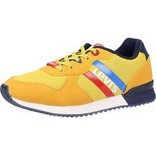 Kinder Sneakers Low gelb
