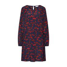 VILA Kleid Vimiha Fanly Sommerkleider rot Damen