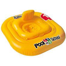 Babysicherheitsring Deluxe Pool School bunt