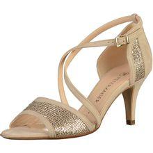 PETER KAISER Klassische Sandaletten beige Damen