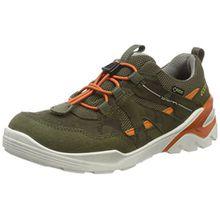 Ecco Jungen Biom Vojage Sneaker, Grün (Grape Leaf), 37 EU