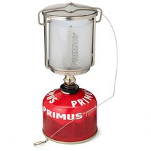 Primus - Mimer Duo Lantern - Gaslampe grau/rot