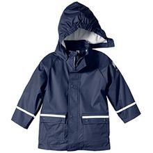 Sterntaler Kinder Unisex Regenjacke, Alter: 6-8 Jahre, Größe: 128, Blau