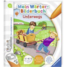 Ravensburger tiptoi Bücher Mein Wörter-Bilderbuch Unterwegs
