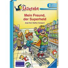 Buch - Leserabe: Mein Freund, der Superheld, 2. Lesestufe