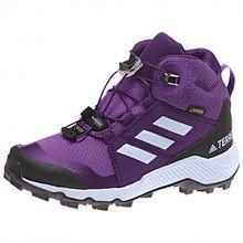 adidas - Kid's Terrex Mid GTX - Wanderschuhe Gr 32;33;34;35;36;36,5;37,5;38;38,5;39,5;40 lila;blau