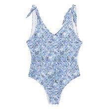 Swimsuit Kufiya Horizon Blue