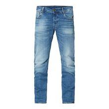 3D Slim Fit Jeans mit Stretch-Anteil