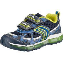 GEOX Sneakers Low Blinkies ANDROID BOY für Jungen blau