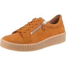 Gabor Sneakers Low gelb Damen