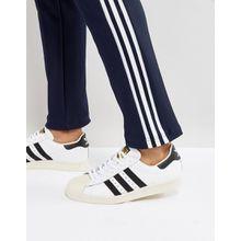 adidas Originals - Superstar - Weiße Sneaker im Stil der 80er g61070 - Weiß