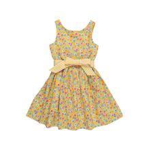 POLO RALPH LAUREN Kleid gelb