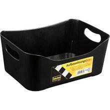 Aufbewahrungs-Box klein, schwarz