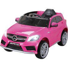 Kinder Elektroauto Mercedes Benz AMG A45, pink