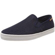 GANT Footwear Herren Viktor Slipper, Blau (Marine), 44 EU