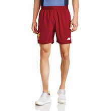 New Balance Liverpool FC Men's Home Shorts, Red, L