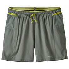 Patagonia - Strider Pro Shorts 5' - Laufshorts Gr L;M;S;XL türkis/blau;türkis/schwarz;grau/oliv;schwarz