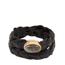 SENCE Copenhagen Armband in schwarz für Damen