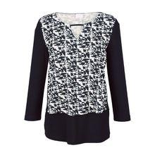 Alba Moda T-Shirt schwarz Damen