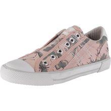 S.Oliver Junior Slipper grau / rosa