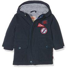 Levis Kids Baby-Jungen Jacke NI42004, Blau (Dress Blue 49), 86 (Herstellergröße: 24M)