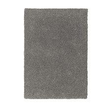 Schöner Wohnen Hochflor Designer Teppich New Feeling Silber in 4 Größen