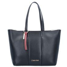 Calvin Klein City Shopper Tasche Leder 35 cm