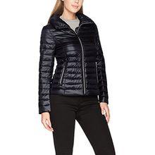 TAIFUN Damen Jacke Outerwear 3, Blau (Marine 81000), 42