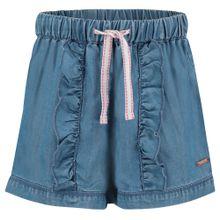 Noppies Shorts 'Selma' blue denim