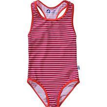 Kinder Badeanzug NIEMI mit UV-Schutz 50+ pink Mädchen Kleinkinder